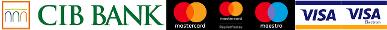 CIB Bank és kártyalogók