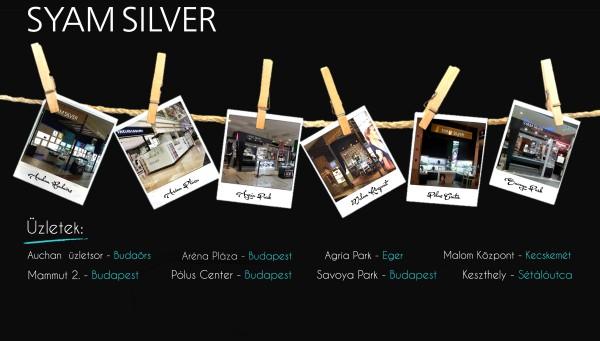 Syam Silver üzletek